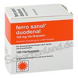 FERRO SANOL duodenal Hartkaps.m.msr.überz.Pell. (02799421)