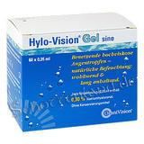 HYLO-VISION Gel sine Einzeldosispipetten (04522014)