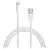 APPLE Lightning auf USB Kabel (1 Meter) (MD818ZM/A)