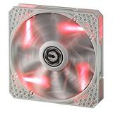 BITFENIX Spectre Pro LED Red 140mm Weiß (BFF-WPRO-14025R-RP)
