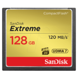 128GB SANDISK Extreme CompactFlash Speicherkarte