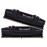 32GB (2x16GB) G.Skill [ RipjawsV ] Black DDR4-3200 CL16