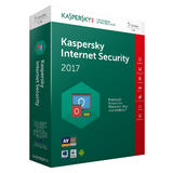 kaspersky Internet Security 2017 Box 5x Lizenz