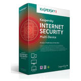 kaspersky Internet Security 2017 Upgrade / Erneuerung 10 Geräte 1 Jahr (Multi Device)