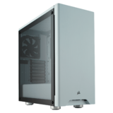 Corsair Carbide 275R weiß mit Tempered Glass