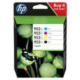 HP 953XL Color Pack C/M/Y/K (3HZ52AE)