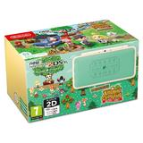 Nintendo 2DS XL beige + Animal Crossing New Leaf: Welcome amiibo