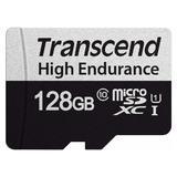 128GB Transcend High Endurance microSDXC 350V