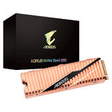 500GB GIGABYTE AORUS NVMe Gen4 SSD