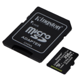 256GB Kingston Canvas Select Plus micoSDXC inkl. SD-Adapter