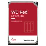 4TB Western Digital WD Red - NAS-Festplatte (WD40EFAX)